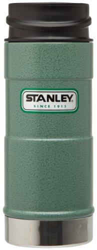 STANLEY(スタンレー) ワンハンド真空マグ 0.35L グリーン 水筒 (日本正規品) 01569-009 グリーン