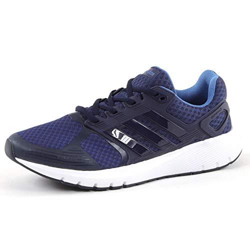 adidas Duramo 8 M, Zapatillas de Running para Hombre, Azul (Indnob/Maruni/Maruni 000), 42 EU