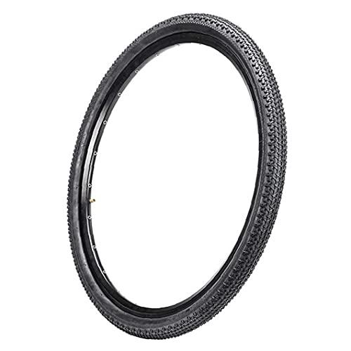 Eaarliyam Los neumáticos de Bicicletas 26x1.95Inch montaña de la Bicicleta neumático sólido Antideslizante para montaña MTB del Camino del Fango de la Suciedad de la Bici Campo a través