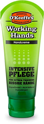 O'Keeffe's Working Hands Handcreme Tube, 80ml