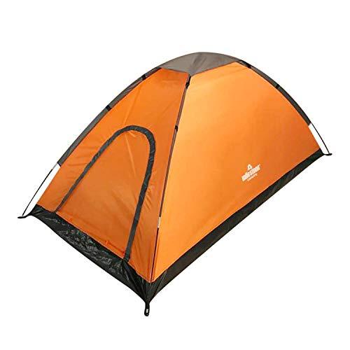 Milestone Camping 18839 Tente dôme pour 2 Personnes avec Sac de Rangement