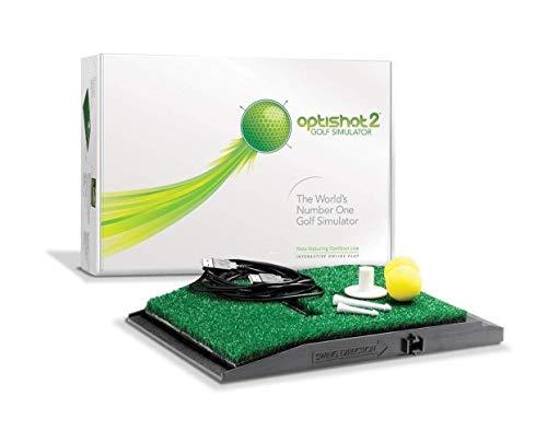 OptiShot 2 Golf Simulator For Home (Renewed)