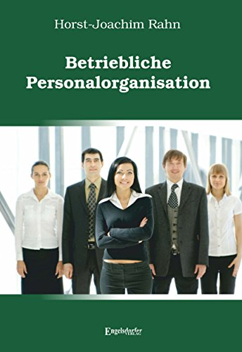 Betriebliche Personalorganisation