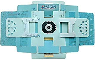 Fundoo Labs Foldscope Basic Kit DIY Microscope