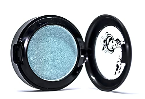 Impala Sombra de Ojos Polvo en Crema Color Azul Verde N1