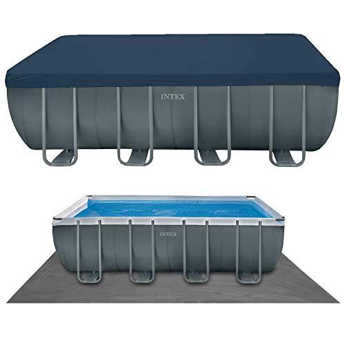 Intex Schwimmbadrahmen-Set Ultra Quadra, 549 x 274 x 132 cm, XTR 26356 - 5