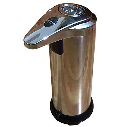 MINI Boutique Automatischer Seifenspender berührungsloser Infrarot-Bewegungsmelder für Bad oder Küche WC/Badezimmer Arbeitsplatten Seifenpumpe, 1#, Einheitsgröße
