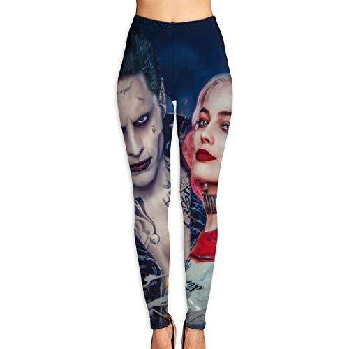 41tFV13Jh1L Harley Quinn Yoga Pants