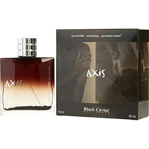 Axis Black Cavier By Sos Creations Edt Spray For Men 3 Oz