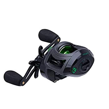 Kalex 1499519 XL2 Low Profile RH Bait Casting Fishing Reel