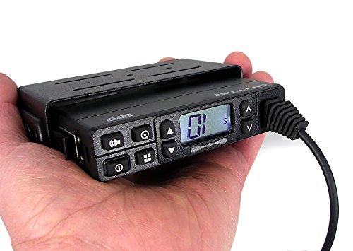 Midland UHF GB1 PMR446 senza licenza Microfono ricetrasmettitore con Antenna e Micro Magmount