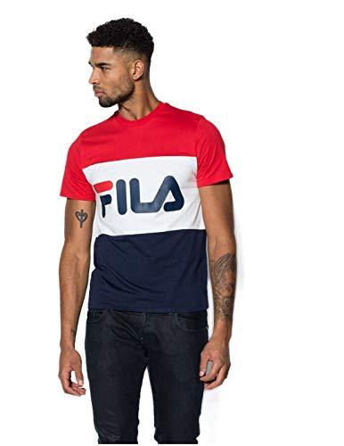 Fila 681244 T Shirt Hombre Rojo M