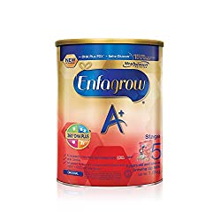 Enfagrow A+ Stage 5 Growing-up Milk Formula 360 DHA+, 6 years onwards, 1.8kg