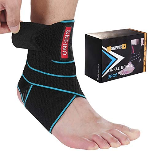Ankle Brace for Women Men Ankle Brace for Women Sprained Ankle Ankle Brace stabilizer Adjustable product image