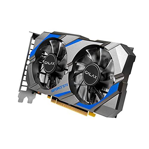 Placa de Vídeo Galax GeForce GTX1050TI GDDR5 4GB 128-Bit -50IQH8DSQ3DD