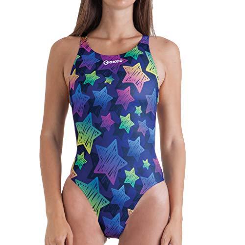 Okeo - Costume Nuoto Donna - Juta (40)