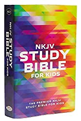 NKJV Study Bible for Kids: