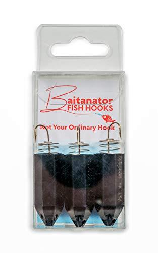 Baitanator - Fishing Hooks (3 Pack)