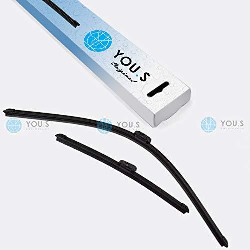 2 YOU.S Original 288907630R SCHEIBENWISCHER VORNE 650 + 350 mm