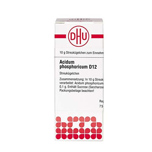 DHU Acidum phosphoricum D12 Globuli, 10 g Globuli
