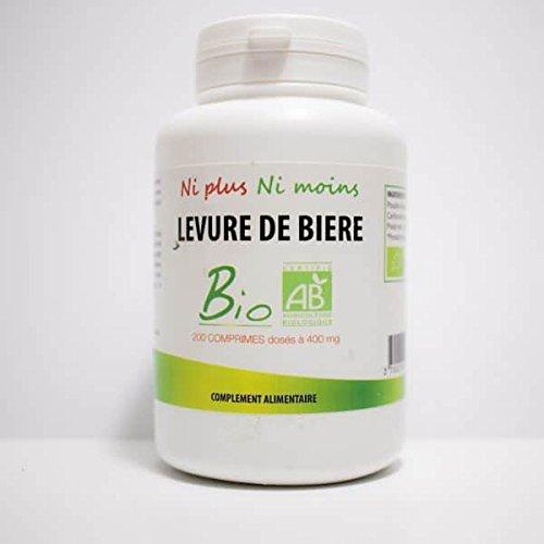 Lievito di birra Bio 200 compresse da 400 mg