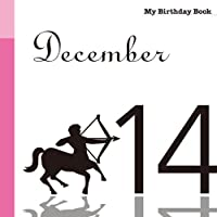 12月14日 My Birthday Book