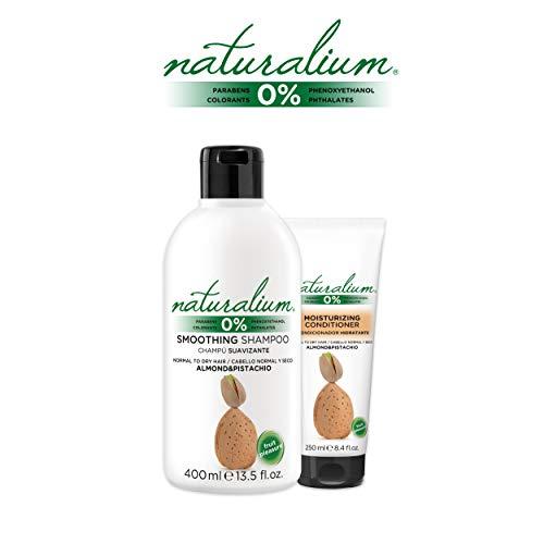 Naturalium Haarpflegeset Kapillar-Set, Shea-Butter & Macadamia weiß