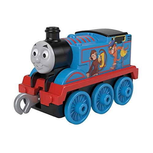 Thomas & Friends TrackMaster Sodor Safari empuje a lo largo del motor de metal - Thomas