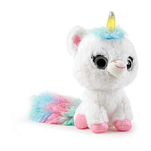 WowWee Ploosh Glowcorns Unicorn Interactive Plush with Light-up Horn Now $7.53