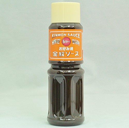 金紋(キンモン)お好み焼ソース500ml