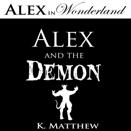 Alex and the Demon cover art