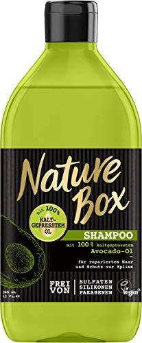 Nature Box Shampoo Avocado-Öl, 3er Pack (3 x 385 ml)