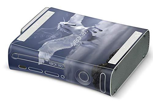 Skins4u Design modding Aufkleber Vinyl Skin Klebe Folie Skins Schutzfolie für Xbox 360 old Pegasus