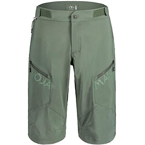 Maloja Pinm. Pantalon Freeride, Homme, Cypress, M