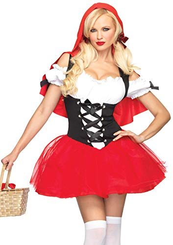 Top 10 gothic red riding hood adult costume for 2021