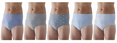 『HASO 紙から生まれた新素材機能性 パンツ+吸水パッド 男性用L~LLサイズ(パンツ5枚+パッド10枚)(ウエスト 75~120cm)』の3枚目の画像