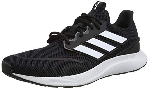 adidas Energyfalcon, Zapatillas para Correr Hombre, Black Negbás FTW Bla Grisei 000, 44 2/3 EU