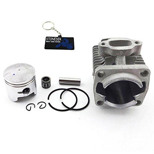 STONEDER Zylinder-Kolben-Set für 47 cc 2-Takt-Motor, Mini-Quad, ATV, Pocket Dirt Bike, 40 mm