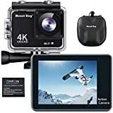 Campark X15 4K Action Camera with Touch Screen...