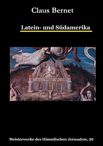 Latein- und Südamerika: Meisterwerke des Himmlischen Jerusalem, 39