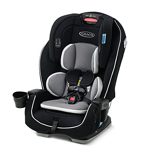 Graco Landmark 3 in 1 Car Seat   3 Modes of Use from Rear Facing to Highback Booster Car Seat, Wynton