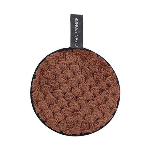 BCDZZ Almohadillas reutilizables para eliminar el maquillaje, lavables y reutilizables, de microfibra, para todo tipo de piel, estilo 2