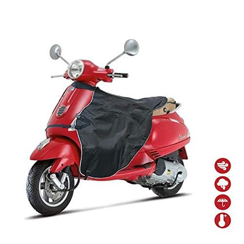 Beatie Coprigambe per Scooter Universale - Grembiule per Scooter Caldo Antivento per Protezione Gambe