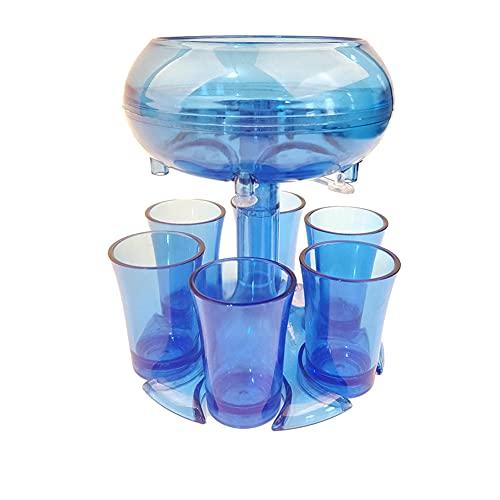 XGYUII Dispensador de alcohol, Dispensador de bebida, Dispensador de vino, Óptica para bar en casa, Bar de bebidas, Barras de grifo, Fuentes de whisky