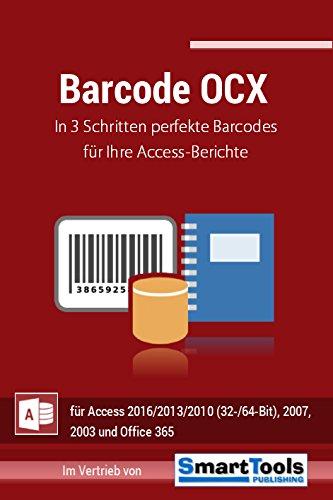 Barcode OCX für Access 2016, 2013, 2010, 2007, 2003 und Office 365 - Barcodes für Access-Berichte (EAN, QR-Code, Swiss QR-Code, Datamatrix, Code 128, ISBN, PZN usw.)