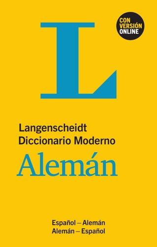 DIC.MODERNO ALEMAN/ESPAÑOL