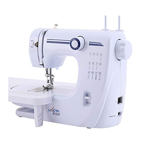 Review Sewing Machines for Beginners Electric Portable Mini Multi-Purpose Crafting Mending Machine w...
