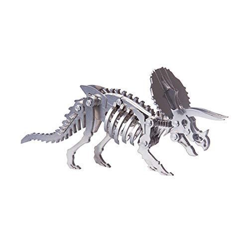 RuiyiF 3D Dinosaur Puzzles Metal Model Kits to...