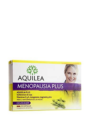 Aquilea Menopausia Aquisoja Plus, 30 cápsulas