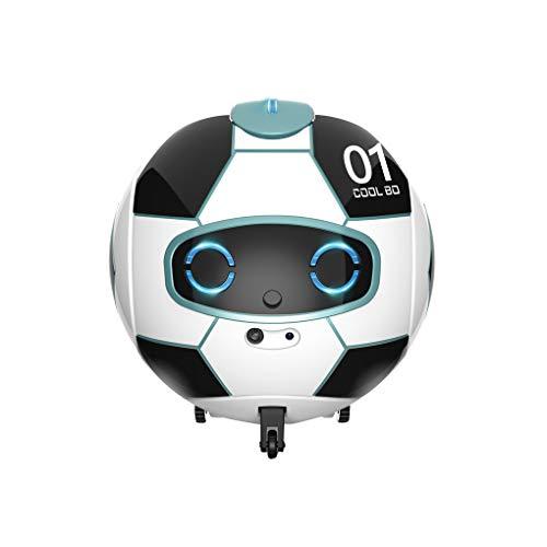 Aiming Reconocimiento de Voz del balón de fútbol Robot Baile de ...